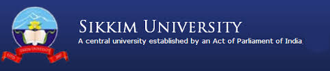 Sikkim University Recruitment 2016