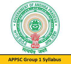 APPSC Group 1 Syllabus PDF