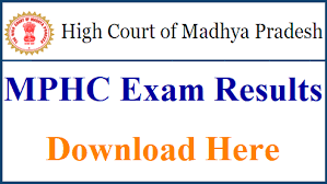MPHC Civil Judge Mains Result