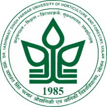 Dr YSP University Recruitment