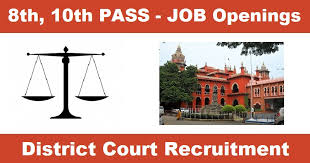Tripura High Court Recruitment
